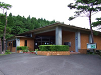 Takachihogawara Visitor Centerー