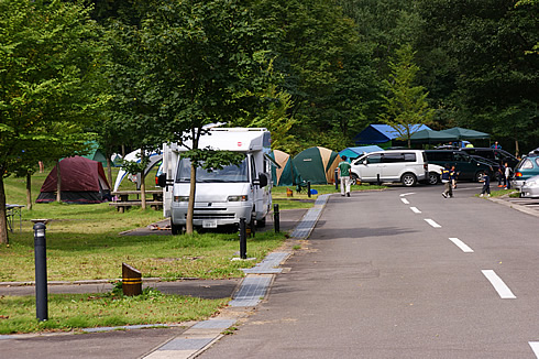 Lake Towada Oide Campsite